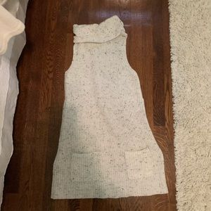 Leith Cream Sweater Dress